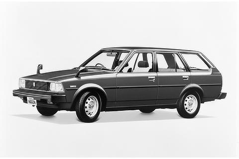 1982 Corolla Wagon