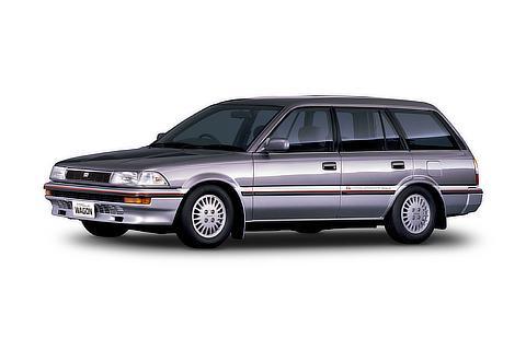 1987 Corolla Wagon