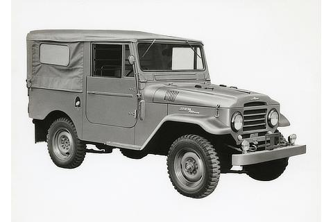 ランドクルーザー 20系 1955
