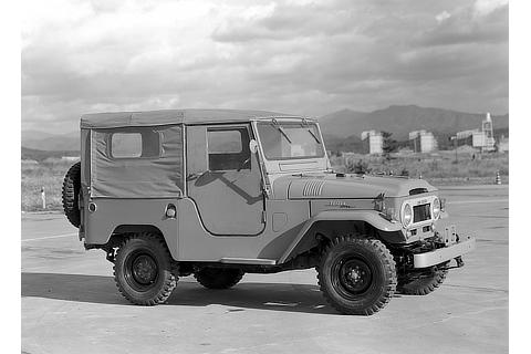 ランドクルーザー 40系 1961