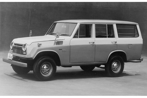 ランドクルーザー 55型 1967