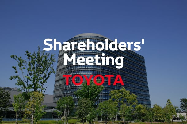 Holding of Ordinary General Shareholders' Meeting