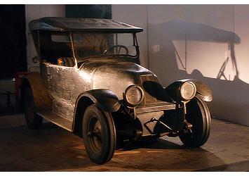 1918 Franklin