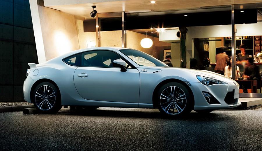 """86 GT""""Limited""""(6 Super ECT)<オプション装着車>"""