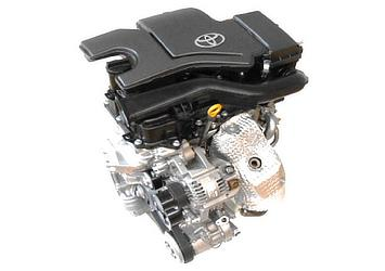 1.0-liter gasoline engine