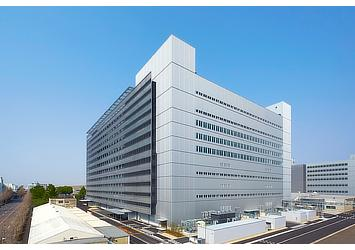 Toyota's Powertrain Development and Production Engineering Building