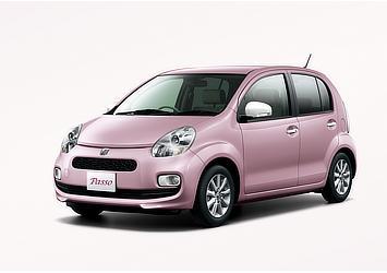 "1.0+Hana""G package"" (2WD)(サクラパールマイカ)〈オプション装着車〉"