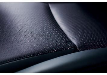 HS250h 特別仕様車 専用本革シート表皮(バイオレットパーフォレーション)