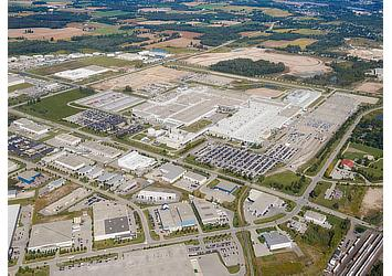 Toyota Plant In Canada Is J D Power And Associates