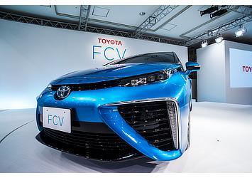 トヨタFCV