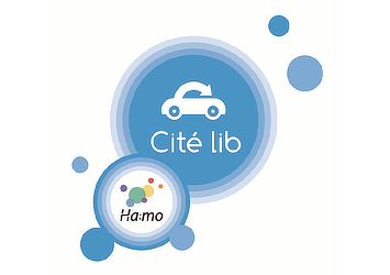 Citélib by Ha:mo logo