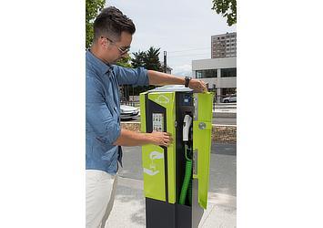 2014 Citélib by Ha:mo charging station