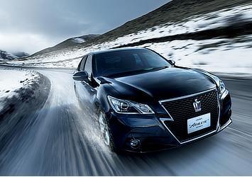 Hybrid アスリートG Four (ブラック) 〈オプション装着車〉