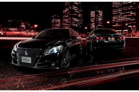 """(左右)特別仕様車 Hybrid アスリートS """"Black Style"""" (プレシャスブラックパール) 〈オプション装着車〉"""