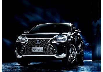 Lexus Nx 200T F Sport >> Lexus Launches All-new 'NX' Compact Crossover SUV in Japan ...