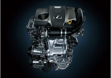 L4 2.0L(8AR-FTS)エンジン