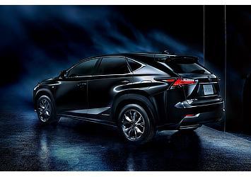 "NX300h""F SPORT""AWD (ブラック) 〈オプション装着車〉"