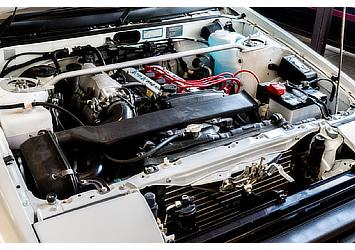 "Toyota Sprinter Trueno AE86 (Takumi Fujiwara's car in ""Initial D"")"