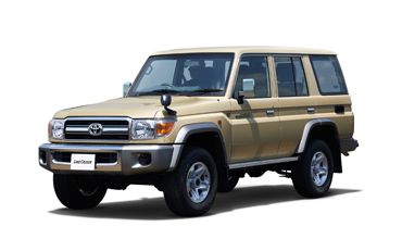Land Cruiser 70 (van)