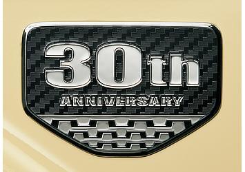 30周年記念 専用エンブレム