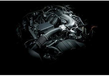 4.0L V6 1GR-FEエンジン