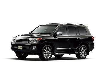 Special edition Land Cruiser 200 ZX Bruno Cross (with options)