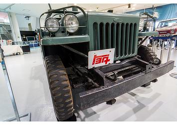 TOYOTA JEEP BJ SERIES