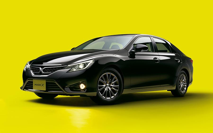 """マークX特別仕様車250G""""Yellow Label""""(2WD)"""