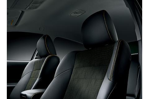 特別仕様車 専用シート表皮(ブラック)