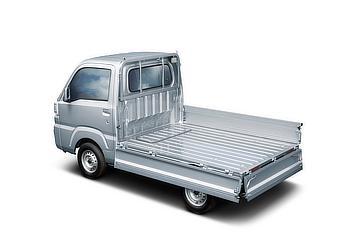 エクストラ (4WD・5MT) (ブライトシルバーメタリック) 〈オプション装着車〉