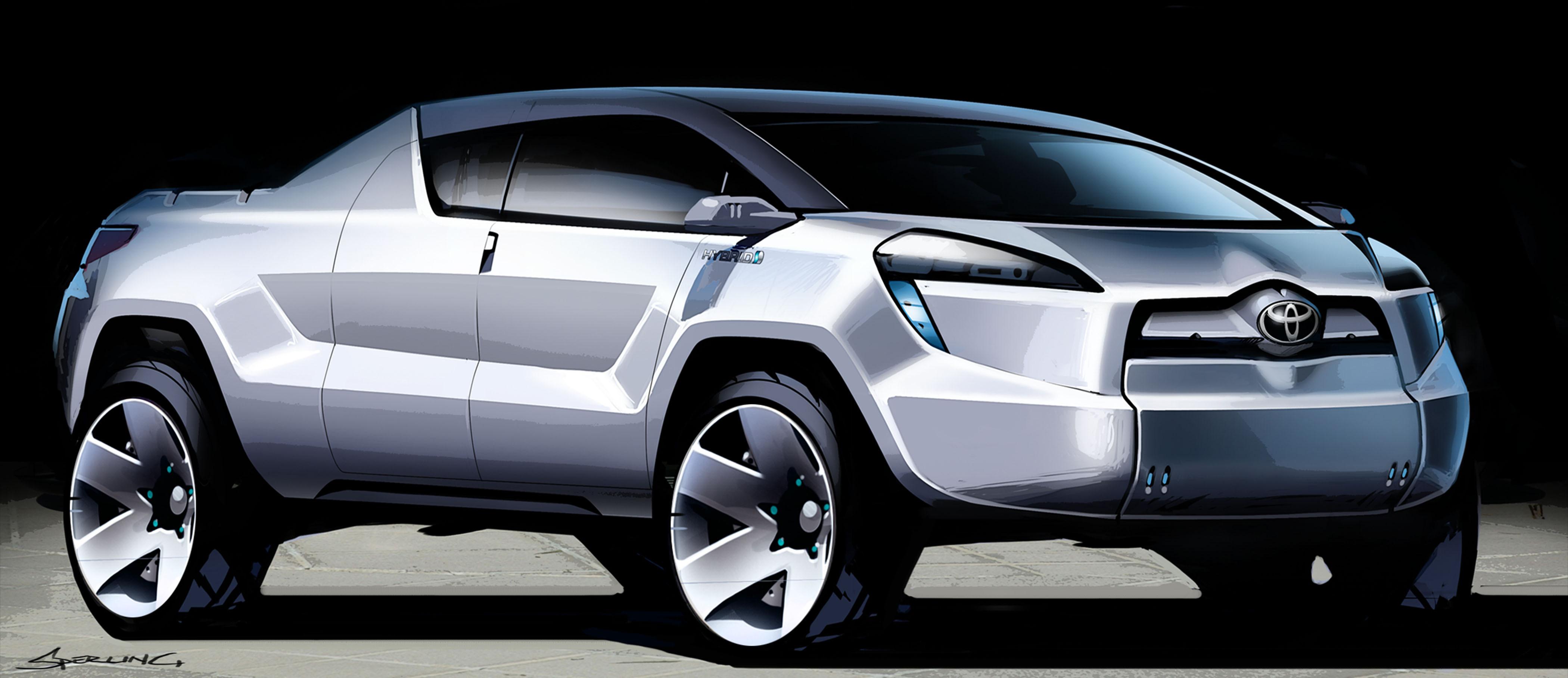 Toyota Ft 1 >> Calty: Automotive Creativity Spanning Five Decades | TOYOTA Global Newsroom