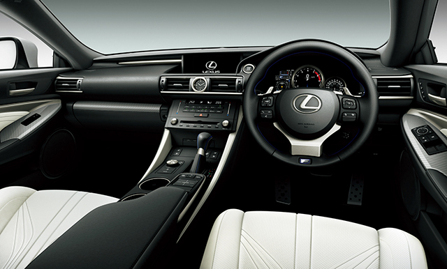 lexus 高性能クーペrc fを新発売 トヨタグローバルニュースルーム