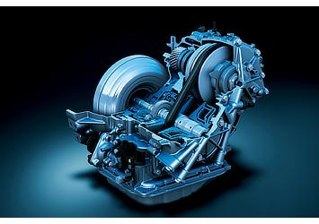 Super CVT-I automatic continuously variable transmission