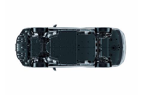 Toyota Mirai fuel cell sedan
