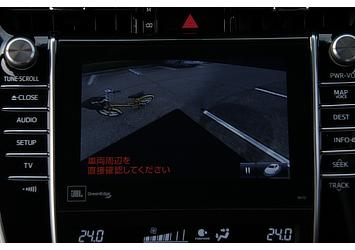 Panoramic View Monitor (See-through View)