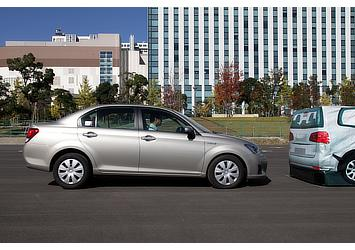 Pre-collision System (Toyota Safety Sense C)