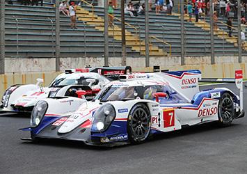2014 WEC Round 8 Sao Paulo Race