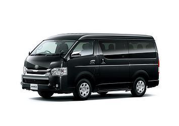 ハイエース ワゴンGL 2WD 2700ガソリン (ブラックマイカ) 〈オプション装着車〉