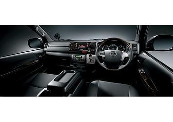 """ハイエース 特別仕様車 スーパーGL""""DARK PRIME"""" 2WD 3000ディーゼル 〈オプション装着車〉"""