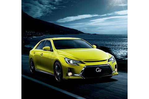 "350S""G's"" ""Yellow Label"" (アウェイクンイエロー) 〈オプション装着車〉"