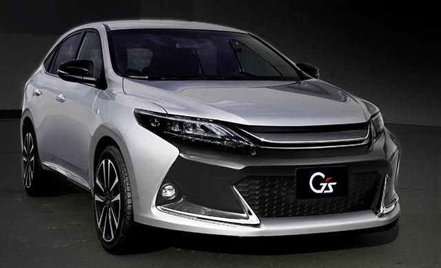 Toyota、ハリアー、プリウス に G S を設定 Toyota Global Newsroom