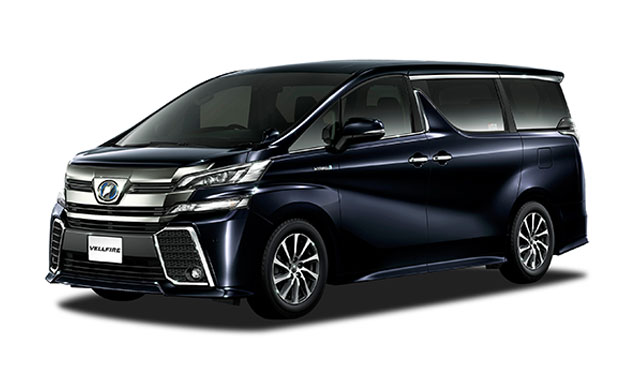 "Vellfire Hybrid ZR ""G Edition""(Hybrid model with options)"