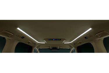 Vellfire LED roof illumination (white)