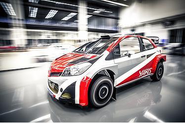 Yaris WRC Studio