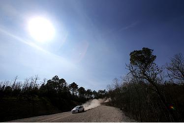 Yaris WRC Testing