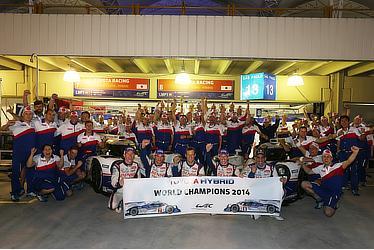 2014 World Endurance Championship