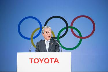 IOC竹田恆和(つねかず)マーケティング委員長(兼 日本オリンピック委員会会長)