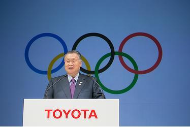 森喜朗会長(東京オリンピック・パラリンピック競技大会組織委員会)