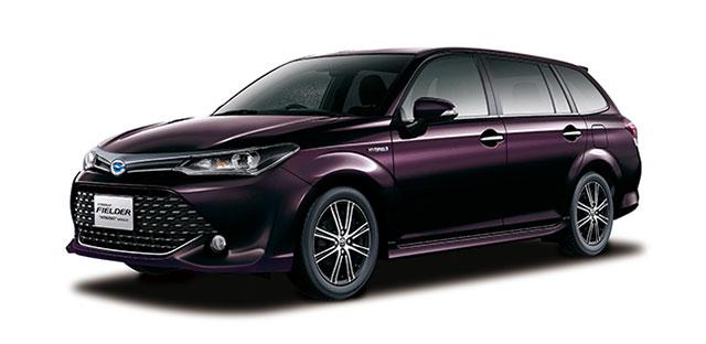 Toyota、新型カローラフィールダーならびにカローラアクシオを発売 Toyota Global Newsroom