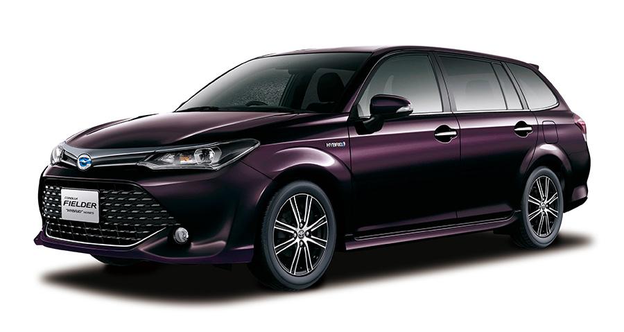 Corolla Fielder Hybrid G WxB(hybrid model with options)